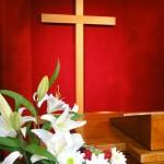 名古屋福音伝道教会講壇