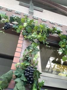 名古屋福音伝道教会の入り口です